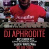 Live @ Face The Music With DJ Aphrodite (30.08.2013 Basen)