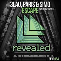3LAU, Paris & Simo ft. Bright Lights - Escape (Sam Ross Remix)
