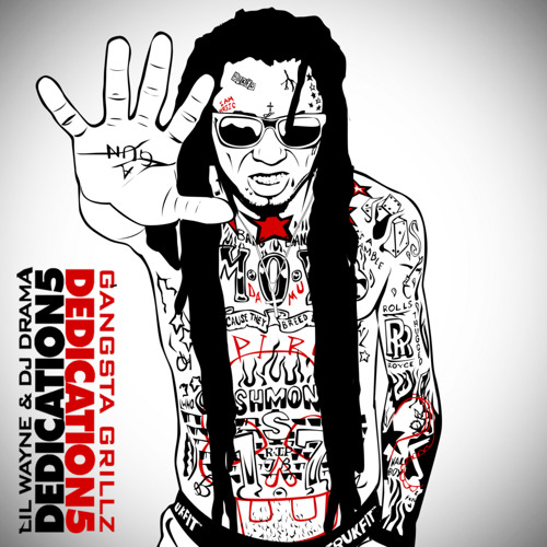 Lil Wayne - Before Tune Gets Back Ft Lil Chuckee (Dedication 5)