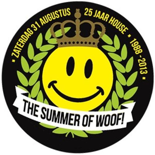Wooferland 2013: Energy Stage Mix [Tom Harding & JP]