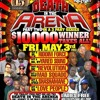 DEATH IN THE ARENA CLASH - BROOKLYN NY MAY 2K13