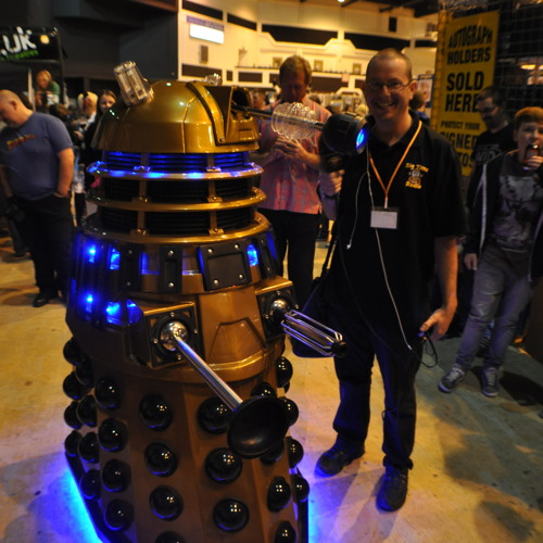 Dalek Interview