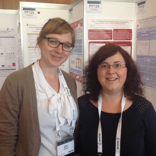 Delegate comments on 2013 EACPT Congress, Geneva - Kristina Münch & Barbara Pfistermeister, Germany