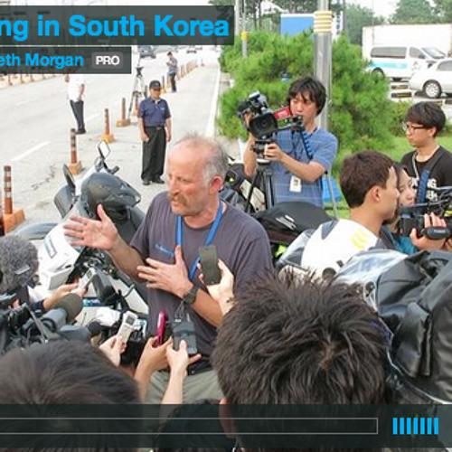 WBB Gareth Answers Media Frenzy DMZ