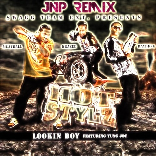 Hot Stylz - Lookin' Boy (Electro Dub Remix 2013) Prodz By JNp