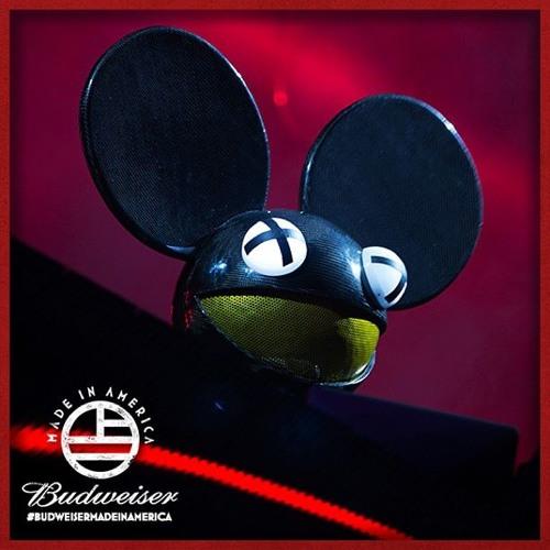 Deadmau5 - Made In America Festival - 31.08.2013