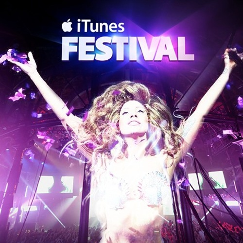 Applause - Lady Gaga iTunes Festival