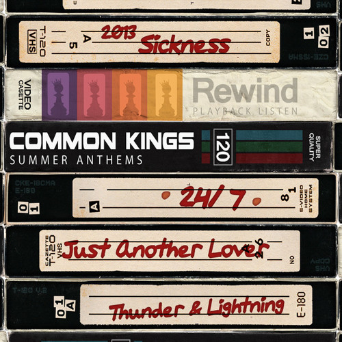 Common Kings - Thunder & Lightning