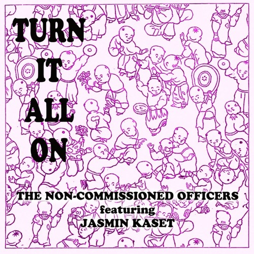 Turn It All On (feat. Jasmin Kaset)