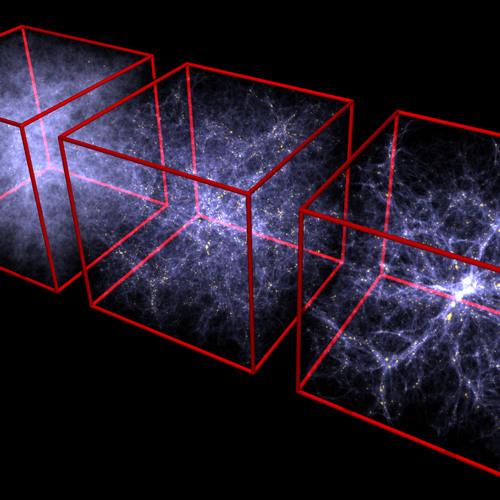 Dark Matter Annihilation V6