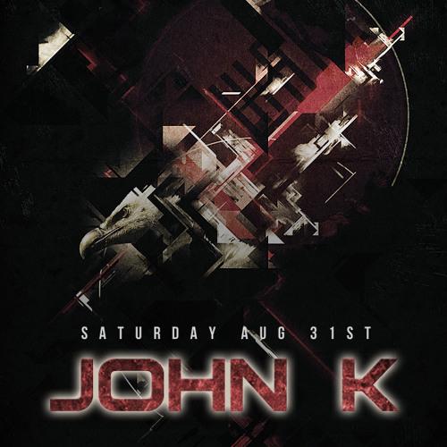 JOHN K Live @ LOFT 700 -LABOR DAY WEEKEND 2013 -3hr SET