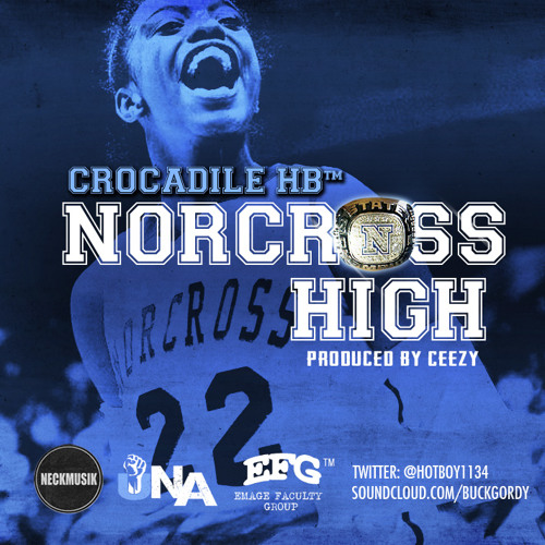 Crocadile HB - Norcross High Produced By Ceezy