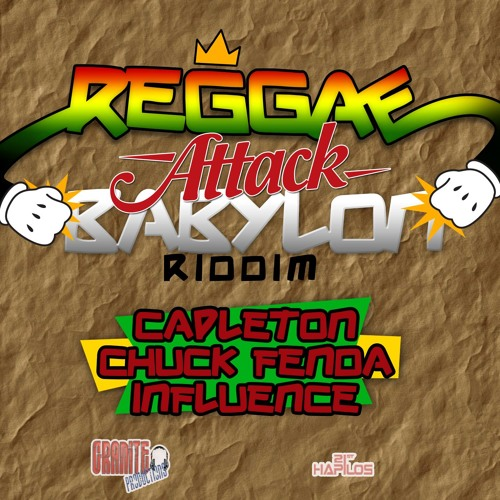 Capleton - Sell Out [Granite Productions 2013]