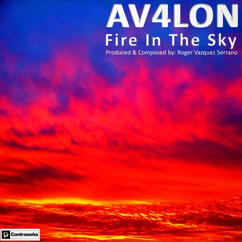AV4LON - Fire in the sky (Acid Lemon Mix) [Contraseña Records]