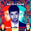 Robin Thicke feat. T.I. & Pharrell - Blurred Lines (MAAS & OTIS MASHUP) Radio Ed...