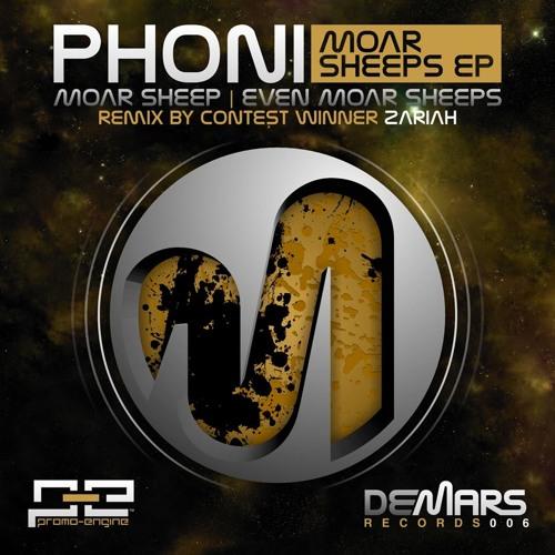PHONI - Moar Sheeps (Zariah Remix) (DeMars Records) PREVIEW