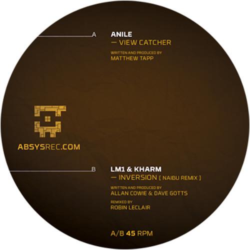 "LM1 & Kharm - Inversion (Naibu Remix) 12"" Vinyl and Digital"