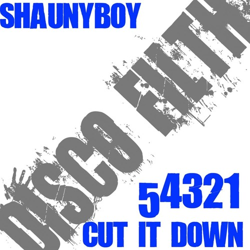 Shaunyboy - 5.4.3.2.1 Cut It Down (Original Mix) ** Out Now On Disco Filth **