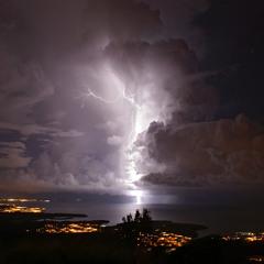 Antumbra - Blue Tropical Storm