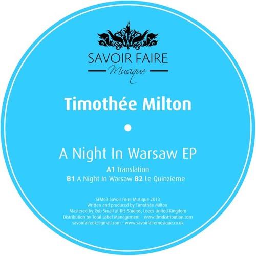 Timothee Milton - Translation (Original Mix)