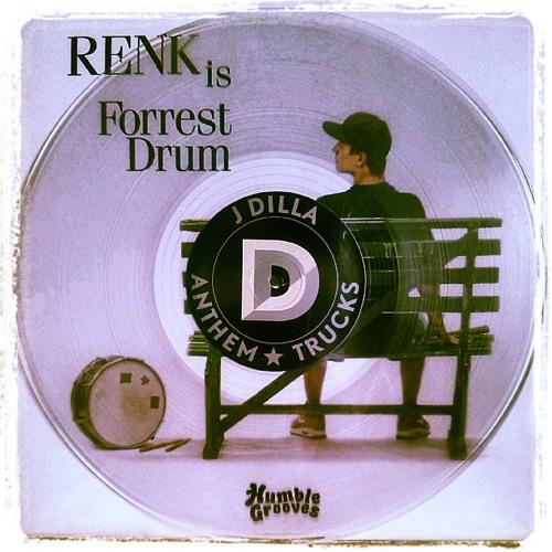 J Dilla - Anthem feat. Frank N Dank (RENK RMX)