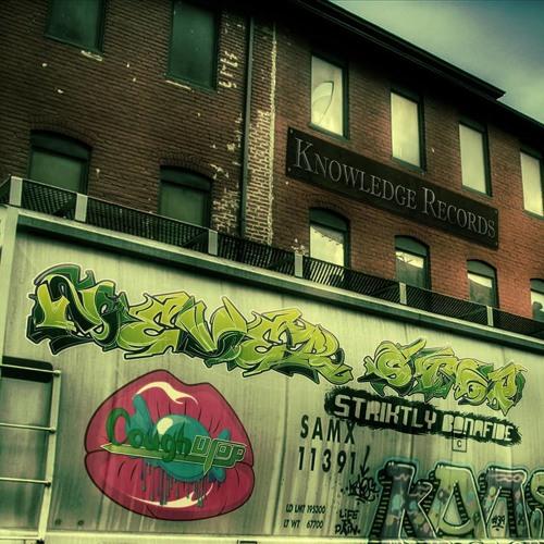 Never Stop (Cough Drop - Striktly Bonafide)