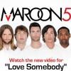 Marron 5 - Love Somebody - Forró