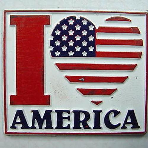 Pete Crank - I Love America (beta version)