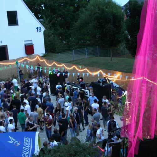 Alex Janke at UNDERtheGROUND - Stadtfest Sommer Powerparty