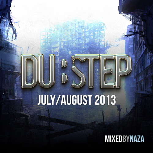 Dubstep.NET Volume 1 - Mixed by NAZA
