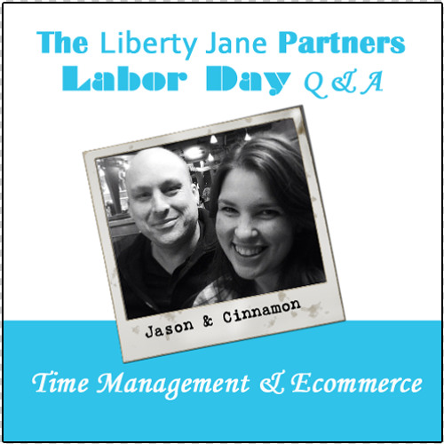 Labor Day Q & A With Jason & Cinnamon