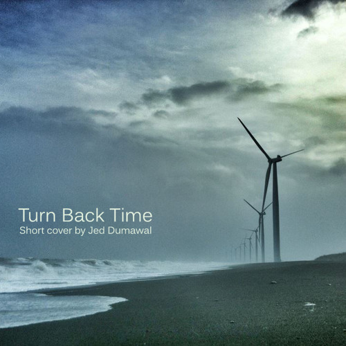 Cover: Turn Back Time by Aqua