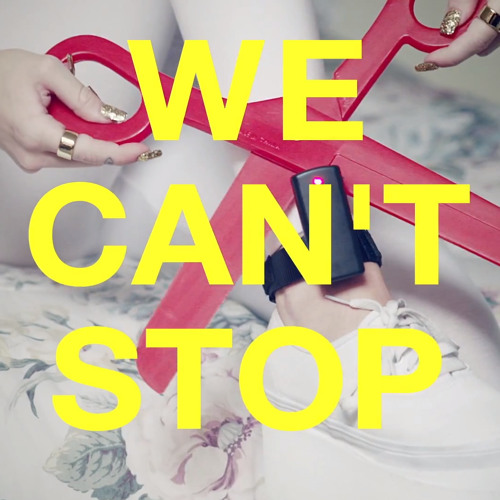 Miley Cyrus - We Can't Stop Remix (Joey Diamond)
