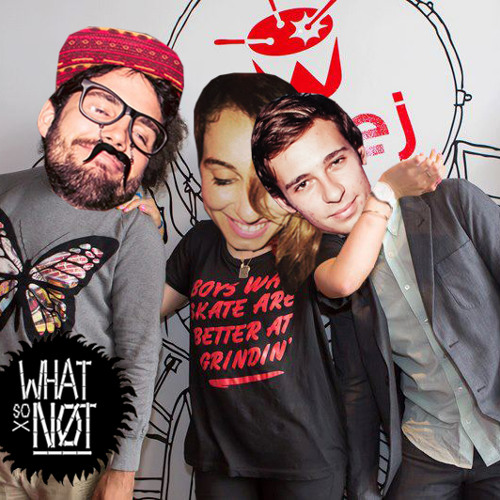 Mix Up Exclusives, triple j - What So Not Residency Week 4