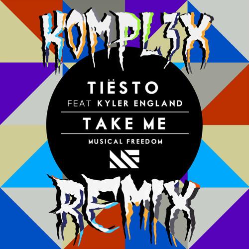 Tiesto - Take Me (K0MPL3X Remix) PREVIEW! OUT SOON