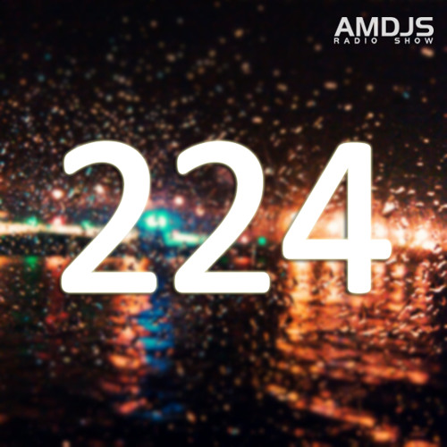 AMDJS Radio Show VOL224 (Feodor AllRight & Elena Mechta)