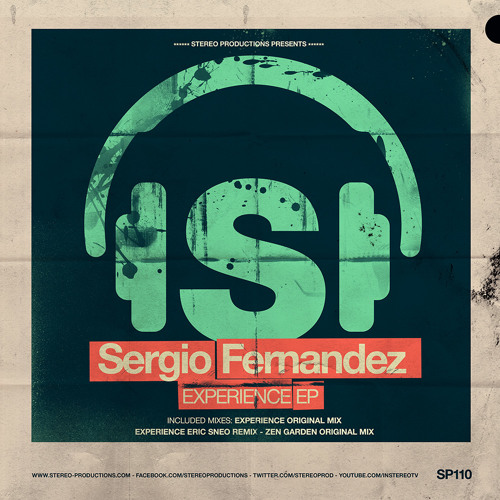 Sergio Fernandez - Experience (Stereo Productions)