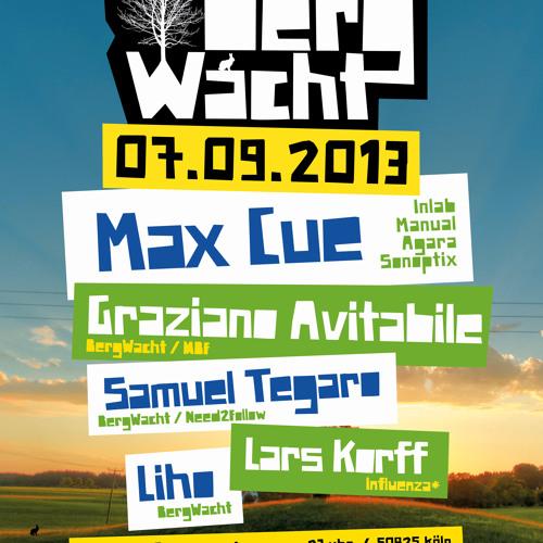 Lars Korff BergWacht Promo Mix 03.09.2013