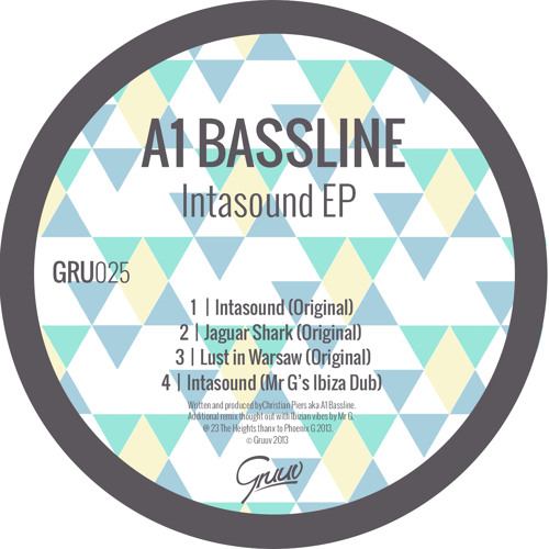 A1 Bassline - Jaguar Shark (Original)