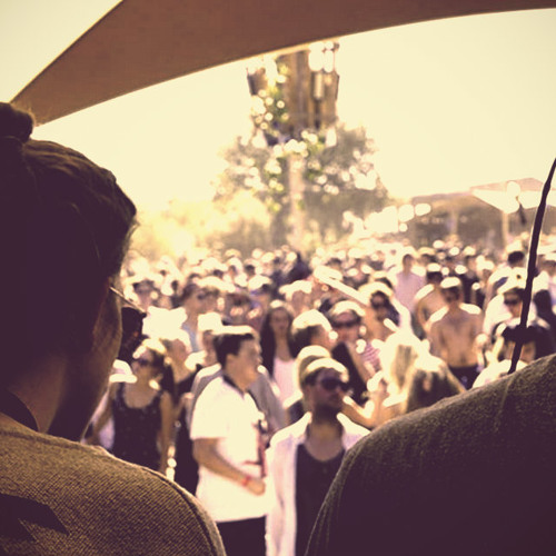 Meggy & Damian.Thorn Live at Plötzlich Am Meer Festival 2013 Mainstage