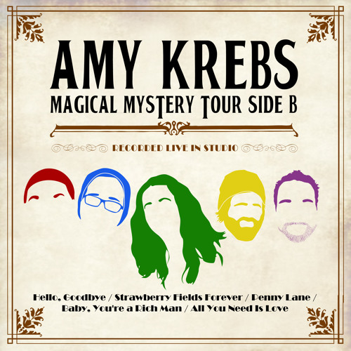 Amy Krebs Magical Mystery Tour Side B Preview