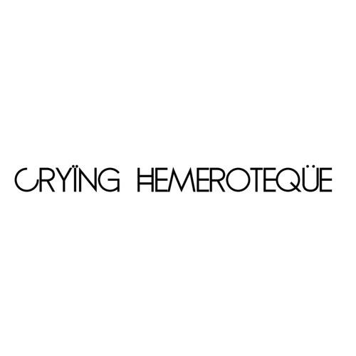 Cryïng Hemeroteqüe - NdMa B-Day
