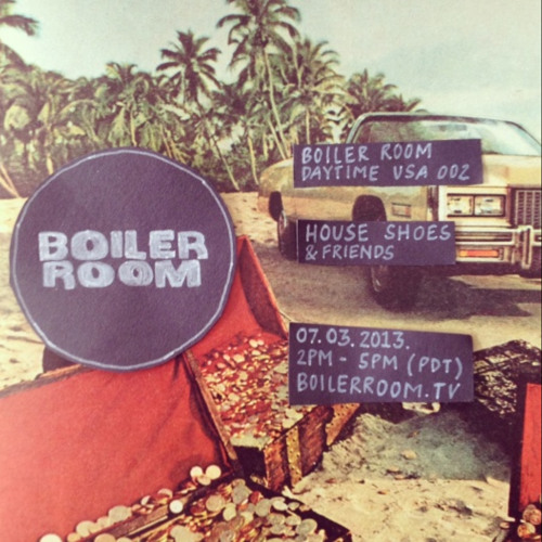 House Shoes Boiler Room Daytime Session Part 1/2
