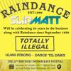 Slipmatt - My 24 Years With Raindance Warm Up Mix-September 2013