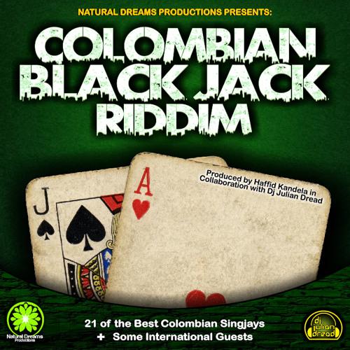 U - Cee & El Condorsito - Lion (Colombian Black Jack Riddim 2013)