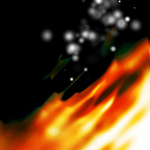 Fire Fall (piano improv.- FREE GAME MUSIC)