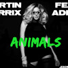 Martin Garrix & Bingo Players Feat Adele - Animal (JEREMY SIRIEIX SMAH-UP))