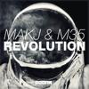 MAKJ & M35 - Revolution (Original Mix) mp3