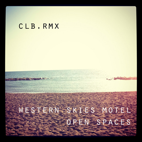 western skies motel - open spaces