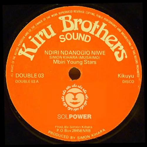 Ndiri Ndanogio Niwe (Meistro Sol Power Remix)